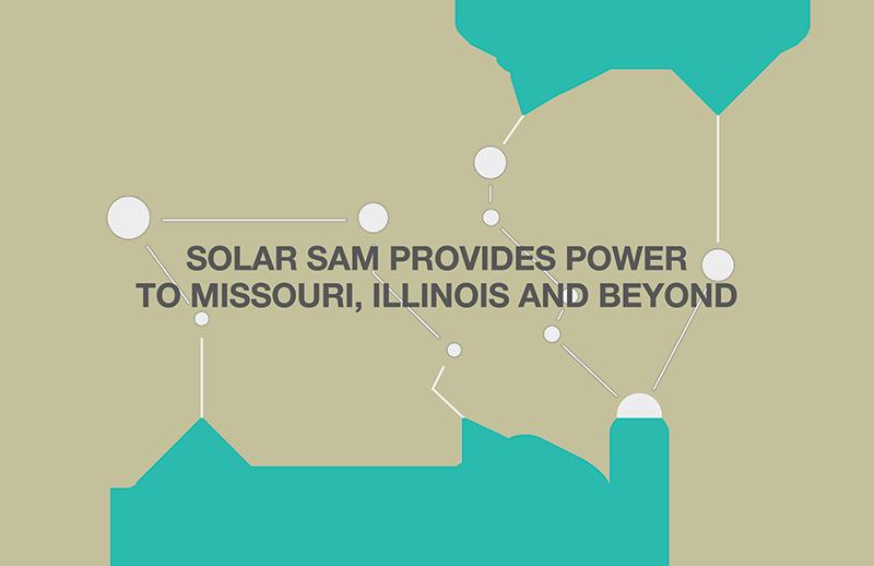 Solar Sam Provides Power to Missouri, Illinois, and Beyond! Solar Panel Installers
