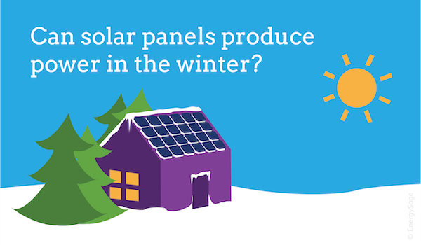 Winter Solar Production
