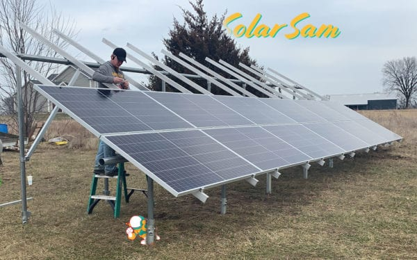 Professional Solar Installers Solar Sam are Based in Columbia, MO, and Serve the USA