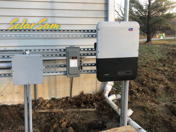 Solar Inverters Which Is Better Micro or String Solar Sam Is Here To Help