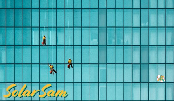 Solar Panel Cleaning for Missouri, Illinois, and Beyond by Solar Sam Professional Panels Installation for Residential Commercial and Agricultural