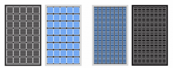Choosing Solar Panels, Types of Solar Panels Comparison with Professional Panel Installation by Solar Sam in Columbia, Missouri and Illinois