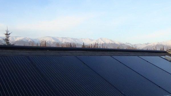 Black Solar Panel Monocrystalline Silfab Solar Panels Professionally Installed By Solar Sam