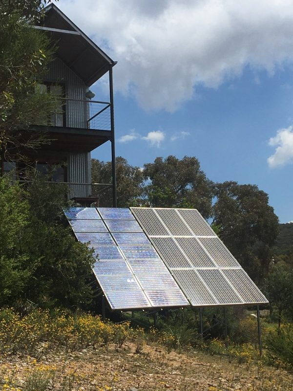Going Off the Grid with Solar Saves You Money and Generates Green Energy with Off-Grid Power Solutions by Solar Sam in Missouri and Illinois