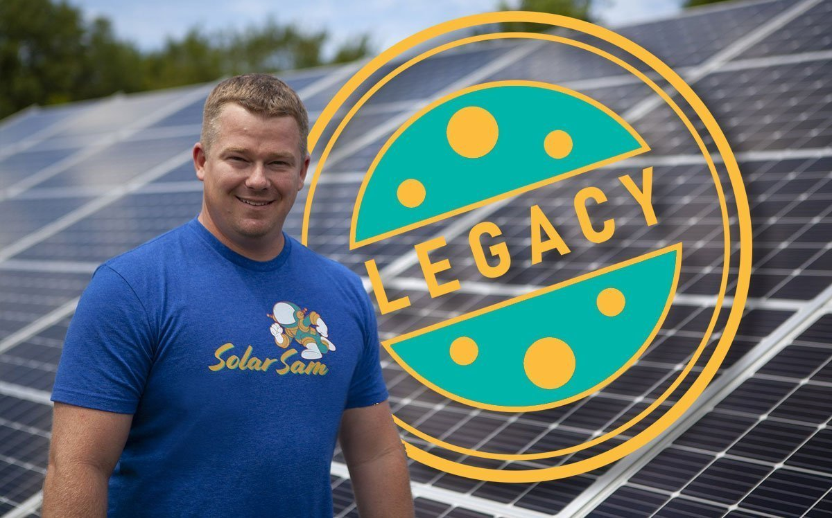 Leave a Legacy with Solar Panels Professionally Installed by Solar Sam in Missouri Illinois Kansas and Beyond Professional Installer