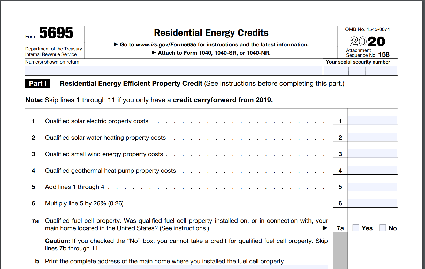 File the Federal Tax Credit Form 5695 to Claim the Solar ITC on Taxes and have Solar Panels Professionally Installed by Solar Sam